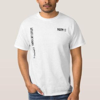 MARM plain T-shirts
