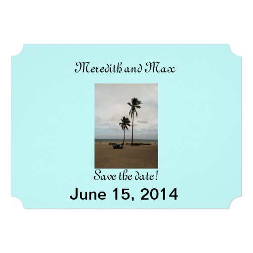 Marriage save the date stationery personalized announcements