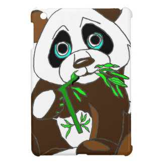 MARRON.png PANDA iPad Mini Case