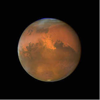Mars (Hubble Telescope) Standing Photo Sculpture