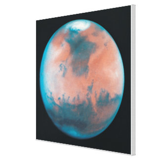 Mars in Opposition Gallery Wrapped Canvas