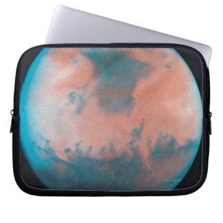 Mars in Opposition Laptop Sleeve
