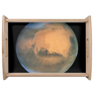 Mars Near Opposition 1995-2005- 2001 Service Trays