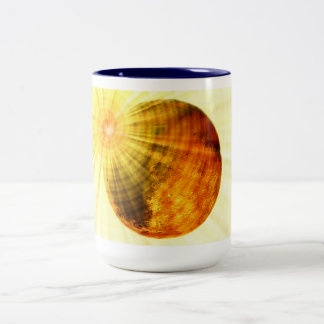 Mars Nova Two-Tone Mug
