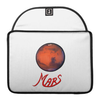 Mars - Red Planet - MacBook Pro Case