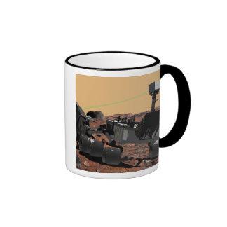 Mars Science Laboratory 3 Mug