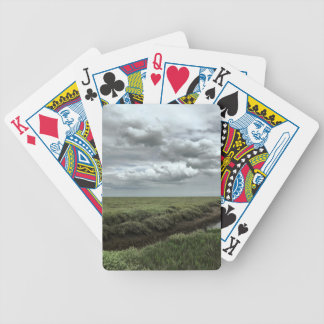 Marsh Bicycle Playing Cards