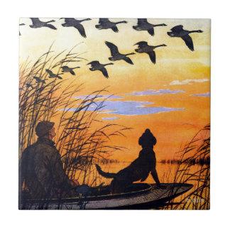 Marsh by Paul Bransom Tile