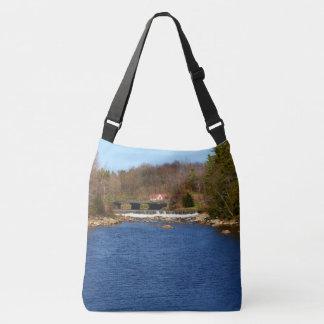 Marsh Stream Reservoir Crossbody Bag