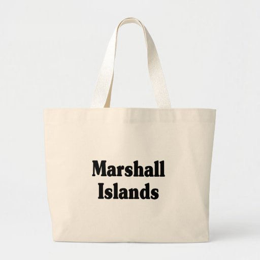 Marshall Islands Classic Style Canvas Bags