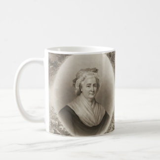 Martha and George Washington 1876 Coffee Mug