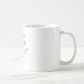 martial arts basic white mug