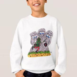 Martin and the heads sweatshirt