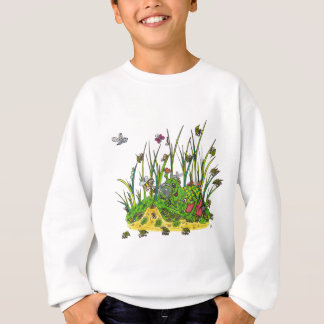 Martin and the Insects Sweatshirt