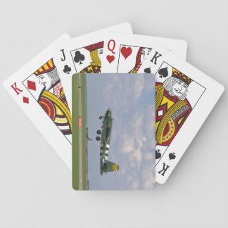 Martin B26 Marauder_WWII Planes Playing Cards