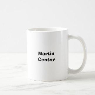 Martin Center Basic White Mug