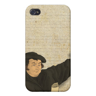 Martin Luther 95 Theses iPhone Case iPhone 4 Covers