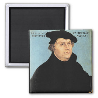 Martin Luther, c.1532 Magnet