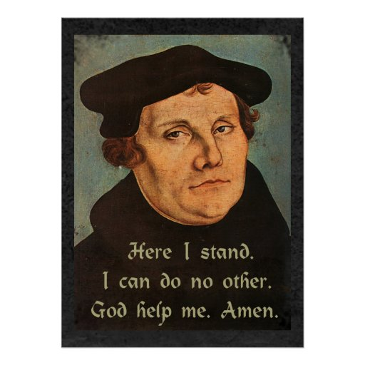 a biography and life work of martin luther founder of the protestant church Pope leo x felt that martin luther's arguments were a threat to the church the holy roman emperor called a meeting at a place called worms - pronounced vorms - which comes down through history as the diet of worms .