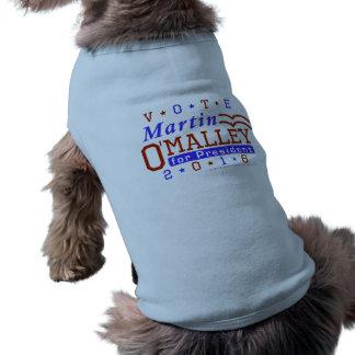 Martin O'Malley President 2016 Election Democrat Shirt