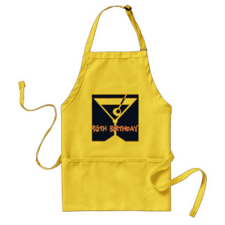 Martini 95th Birthday Gifts Standard Apron
