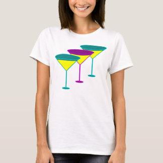 Martini Glasses Hen Party Strappy Top