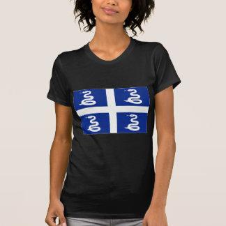 Martinique (France) Flag T-Shirt