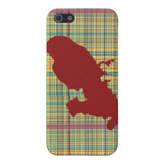 Martinique Madras iPhone 5/5S Case