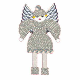 Martzkin Angel Ornament Photo Sculpture Decoration
