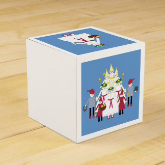 Martzkin St. Lucia Christmas Favour Box
