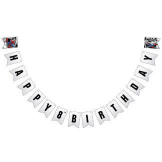 Marvel | Spiderman - Birthday Bunting