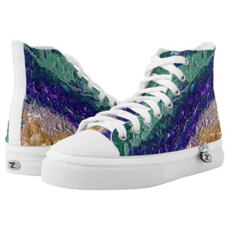 Marveling High Tops