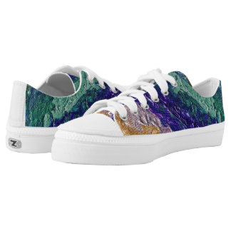 Marveling Low Tops