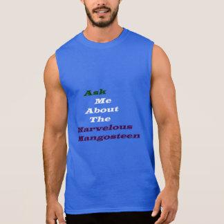 Marvelous Mangosteen Sleeveless Shirt
