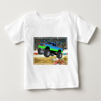 Marvelous Monster Truck in the Arena Baby T-Shirt