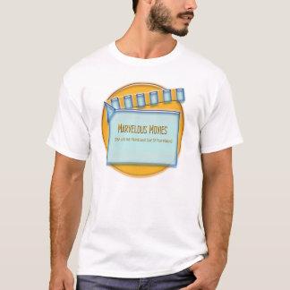 Marvelous-Movies-Logo-2009- T-Shirt