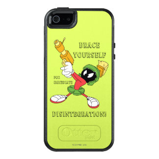 MARVIN THE MARTIAN™ Aiming Laser OtterBox iPhone 5/5s/SE Case
