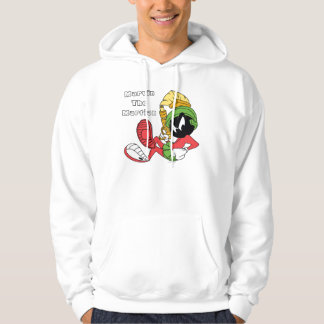 MARVIN THE MARTIAN™ Reclining With Laser Hoodie