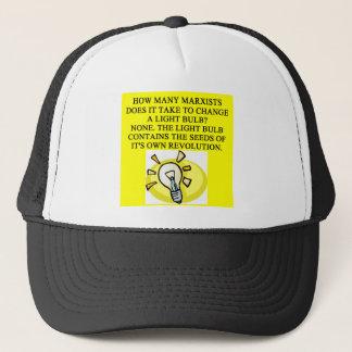 MARXIST TRUCKER HAT