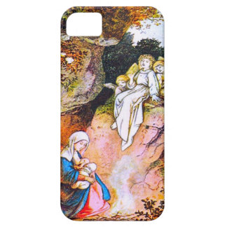 Mary and the angel barely there iPhone 5 case