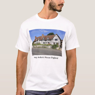 Mary Arden's Tudor House T-Shirt