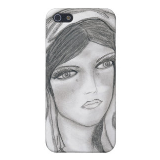 Mary Crying iPhone 5 Cover