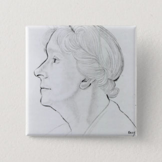 Mary Ethel Gill 15 Cm Square Badge