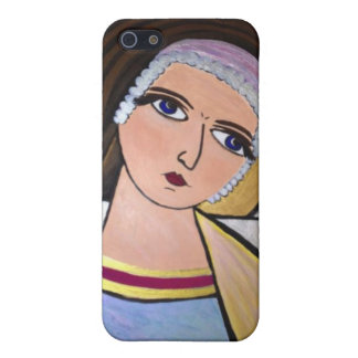 Mary iPhone 5/5S Case