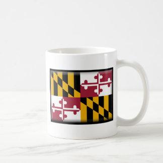 Maryland Flag Mugs