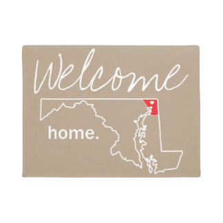 Maryland Home County Door Mat - Cecil co.