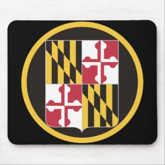 Maryland National Guard - Pad Mouse Pad