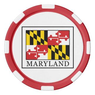 Maryland Poker Chips