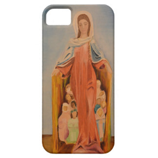 Mary's Protection iPhone case 5/5s
