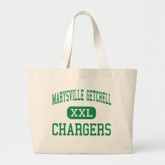 Marysville Getchell - Chargers - High - Marysville Canvas Bag